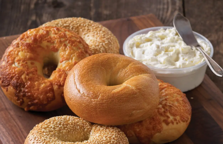 Talk to bruegger's bagels Survey