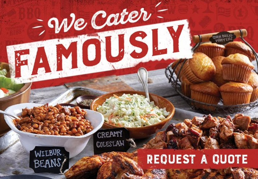Famous Daves Catering Customer Satisfaction Survey