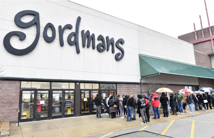 Gordmans Guest Satisfaction Survey