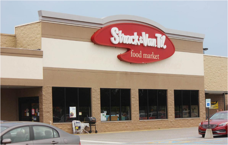 Strack & Van Til Survey